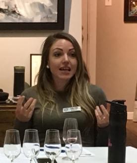 Vanessa Daigle, nutritionniste